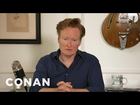 Conan's Statement On The Killing Of George Floyd - CONAN on TBS