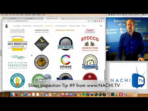 3 Reasons Why You're the Best Inspector Tip #9 for Home Inspectors from www.NACHI.TV