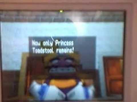 Super Mario 64 DS - Wario without Luigi
