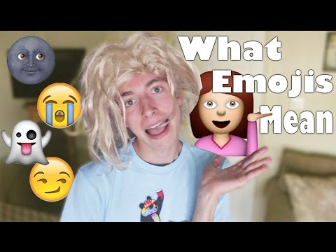 What Emojis Mean in Texts