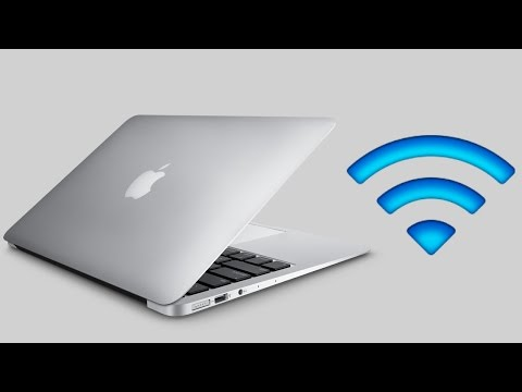 How To Fix Wifi Issues 2016 - MacBook, MacBook Air, iMac, Mac Mini