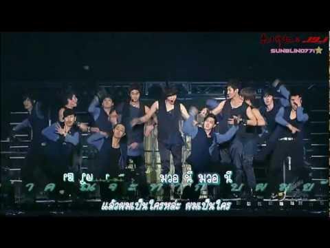 [Karaoke - Live][Thaisub] TVXQ Are you A Good Girl