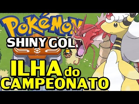 Pokémon Shiny Gold Sigma (Detonado - Parte 48) - Pummelo Island