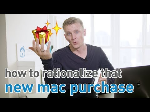 How to Rationalize that New Mac Purchase