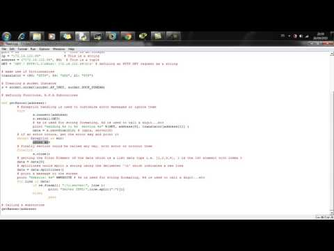 03/1 - Offensive Python For Networkers - Python Basics Re-explained