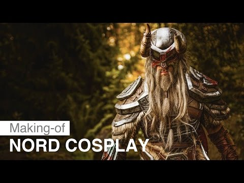 Nord Cosplay – Making Of