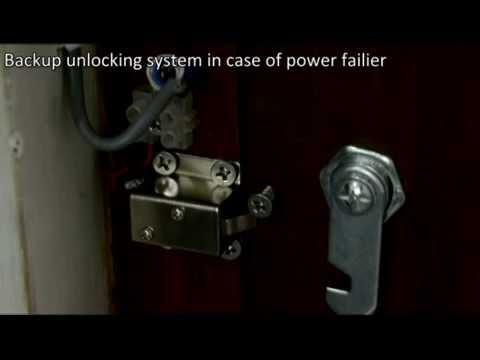 DIY - Low budget automated remote door lock