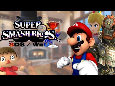 Top 5 Things I'm Most Excited For in Smash 4!