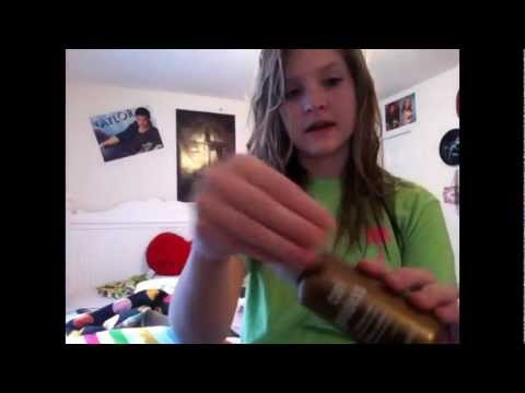 How to scrunch thick hair (Tutorial)