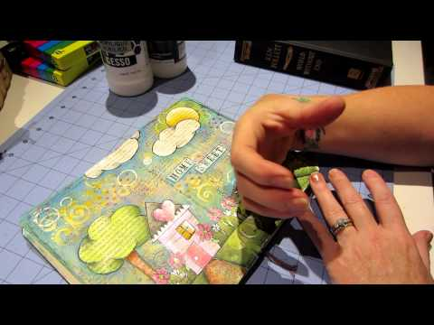 Art Journaling Basics