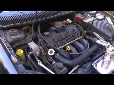 How to: 1999-2005 Dodge Neon Serpentine Belt Tensioner Pulley Replacement