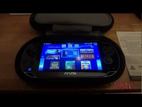 Playstation Vita (HowTo Register your Online Pass in the PSN Store) on the PS Vita