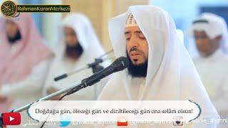 """""""Doğduğu günde, öleceği günde ve dirileceği günde ona selam olsun!"""" - Wadi"""