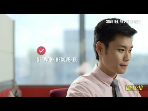 Benefits of Singtel NFV