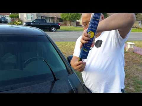 How To Replace A Windshield Wiper On Honda Accord