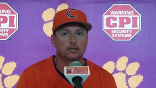 TigerNet.com - Monte Lee post Louisville game one