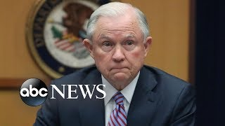 Attorney General Jeff Sessions Resigns At Trump