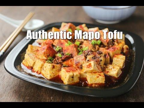 How to Make Authentic Mapo Tofu (recipe) 麻婆豆腐