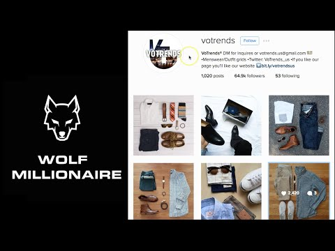 How To Launch Clothing Company on Instagram