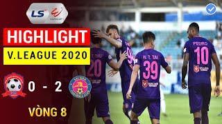 Higlight | Hải Phòng - Sài Gòn FC | Sài Gòn Bất Bại Độc Chiếm Ngôi Đầu Bảng | 360 Sports