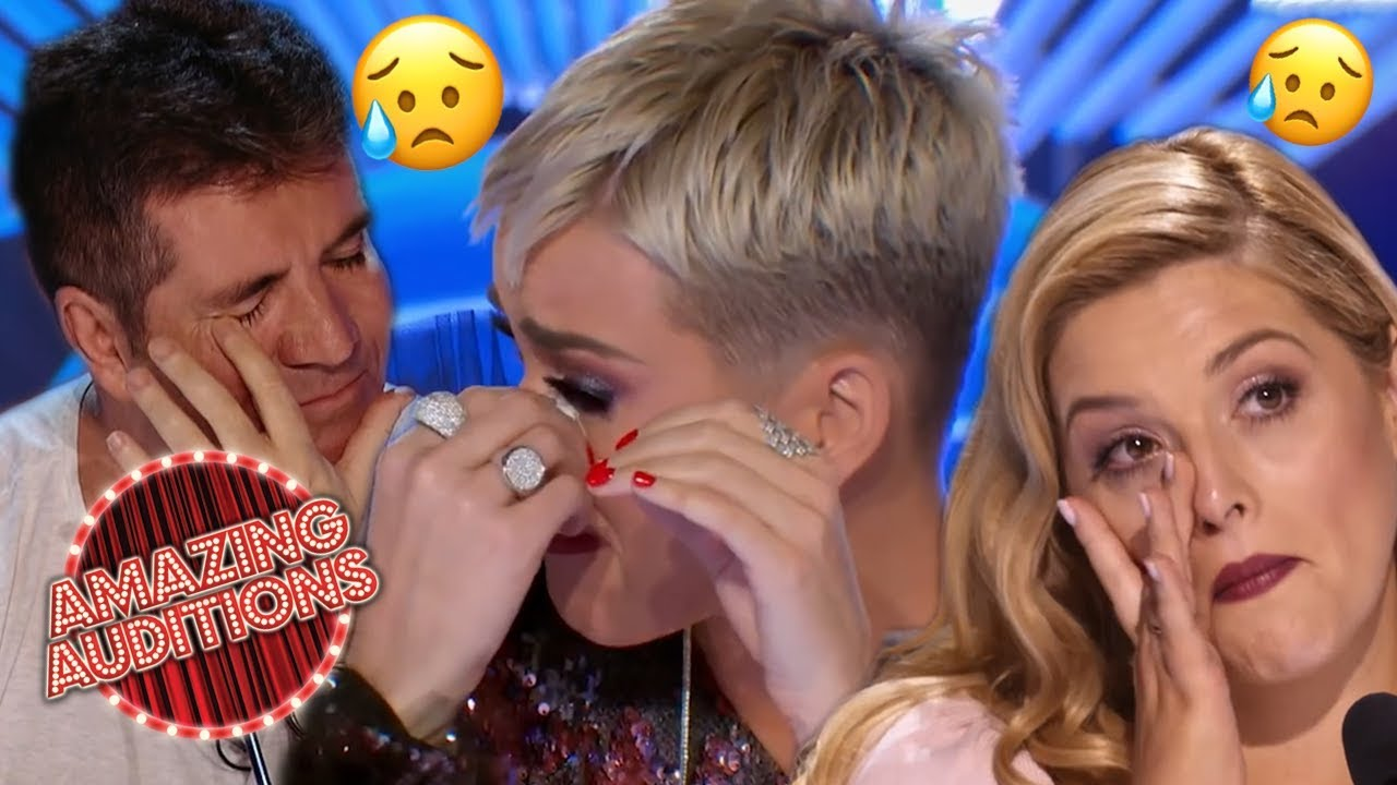 Top 3 EMOTIONAL Singing Auditions That Made Judges Cry | Amazing Auditions