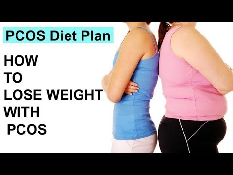 HOW TO LOSE WEIGHT WITH PCOS & CONCEIVE WITHOUT STRESS