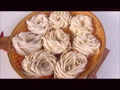 Handmade Noodles - Easy Recipe