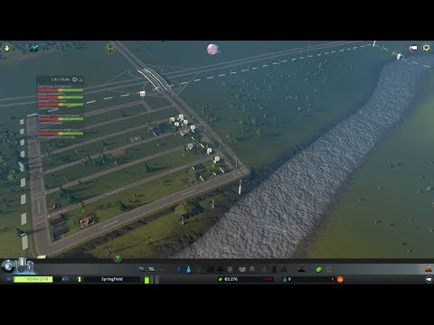 Cities Skylines: BunnyVille Stream Part 2 (Easter Special) 1440p
