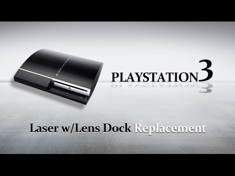 FIX PS3 Won't Read Disc: Fix Your PS3 Laser - Step-by-Step Instructions