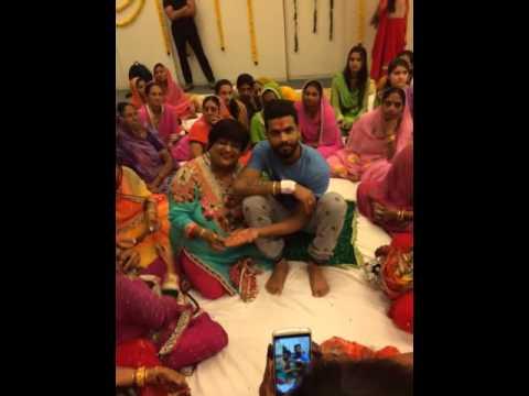 SIR Ravindra Jadeja Marriage Ceremony
