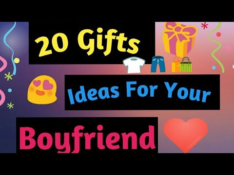 20 Gifts Ideas For your Boyfriend, Dad, Brother and Husband !
