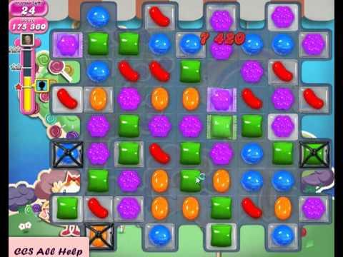 Candy Crush Saga Level 65 NEW