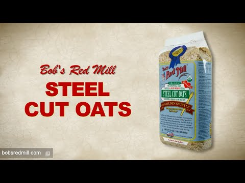Steel Cut Oats | Bob's Red Mill