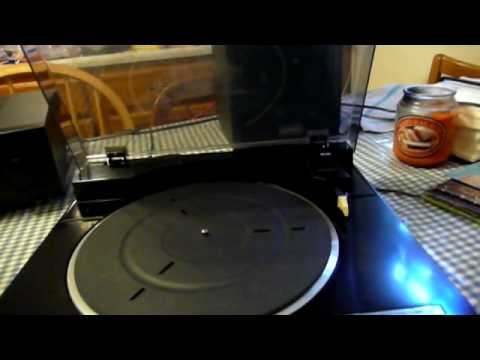 Kitchen Table Electronics Repair: Sony PS-LX520 Linear Tracking Turntable