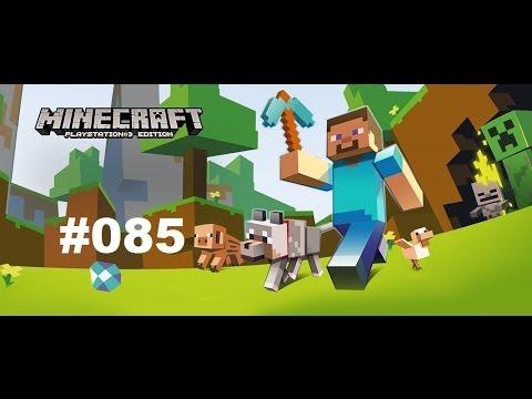 Minecraft PS3 Let´s Play #085 Automatisierung der Weizenfarm (Multiplayer)