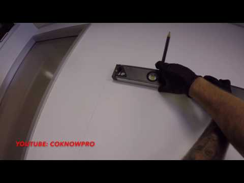 How to Apply Dry Eraser Board Paint to a Wall (DIY) by CoKnowPro (YouTube)
