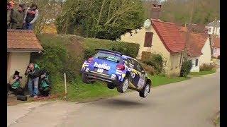 Rallye du Touquet 2020 ( BIG JUMP !!!!! & Sortie !! ) DAY 1
