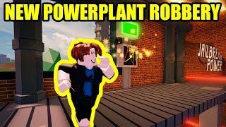 Roblox Jailbreak Power Plant Robbery - Wholefed org