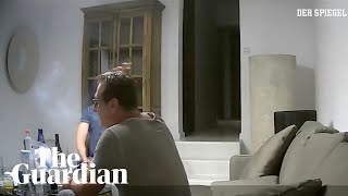 Footage appears to show Austrian vice-chancellor promising contracts for campaign support