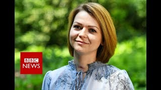 Russian spy poisoning: Yulia Skripal hopes to return to Russia - BBC News