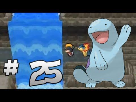 Let's Play Pokemon: HeartGold - Part 25 - Tohjo Cave