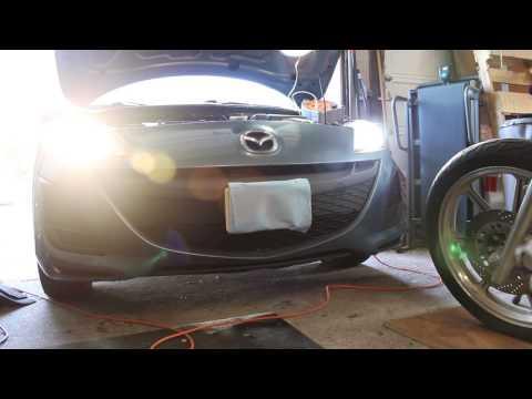 Installing LED Headlight Bulbs