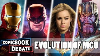 Download Evolution of MCU in 40 Minutes (2019) Video