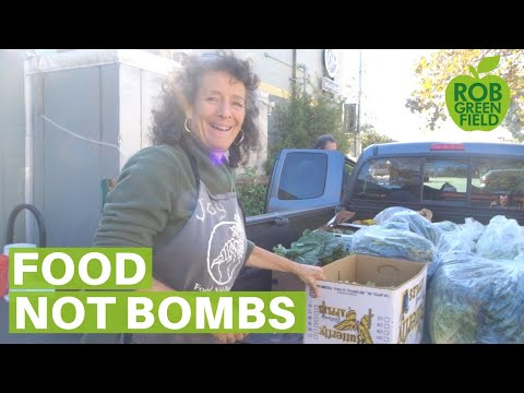 Food Not Bombs is Spreading Across the World