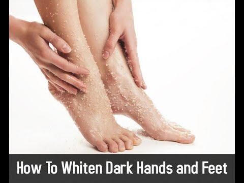 Get Fairer,Soft & Wrinkle Free Hands and Feet at Home|Brighten Hands and Feet Naturally By Rani G