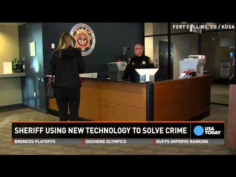 Cops replacing fingerprinting with iris scanners