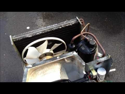 Window Air Conditioner Clean and Repair