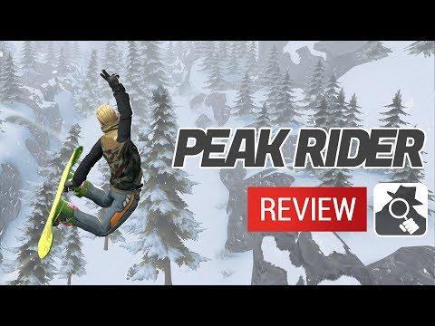 PEAK RIDER SNOWBOARDING | AppSpy Review