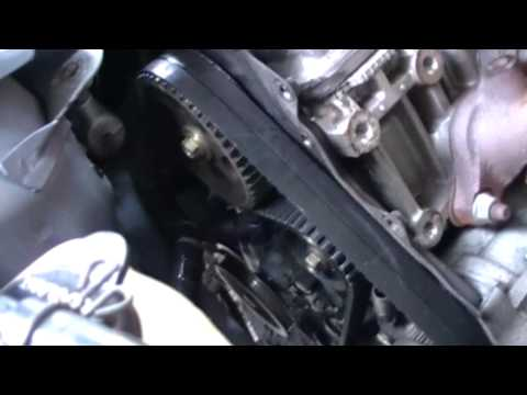 Do it yourself....Timing belt tip