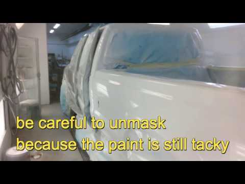 #Ford F350  Painted with ENDURA Paint